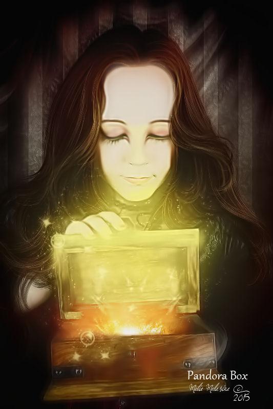Pandora Box by MelieMelusine