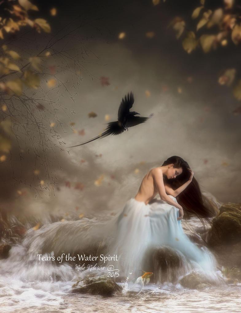 Tears of the Water Spirit by MelieMelusine