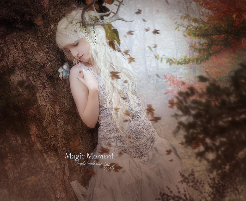 Magic Moment by MelieMelusine
