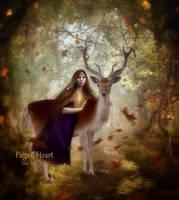 Pagan Heart by MelFeanen