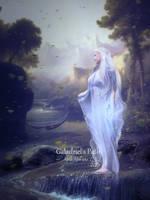 Galadriel's Path by MelFeanen