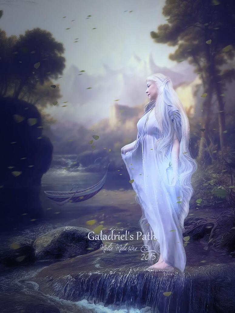 Galadriel's Path by MelieMelusine