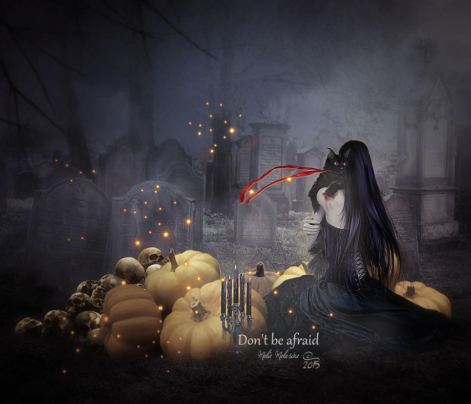 Don't be afraid by MelieMelusine