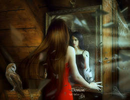 Demon by MelFeanen