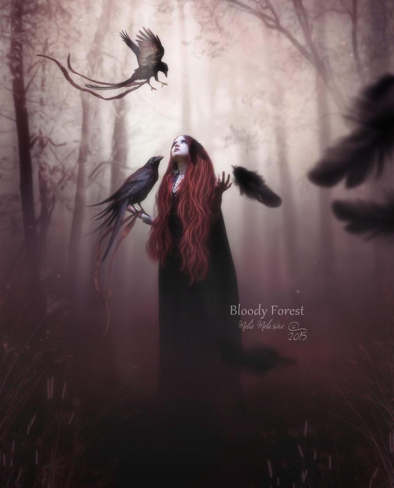 Bloody Forest by MelieMelusine