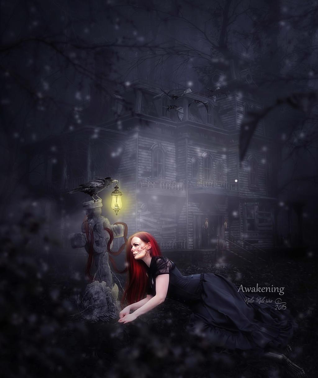 Awakening by MelieMelusine