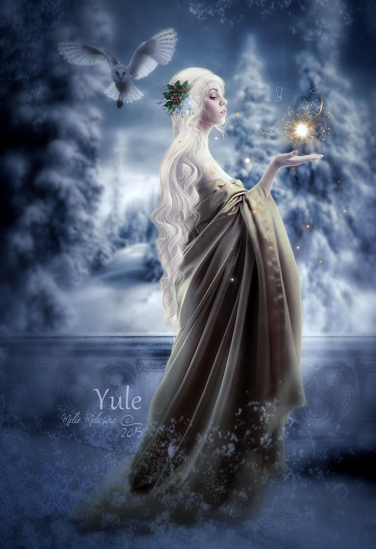 Yule By Meliemelusine On Deviantart