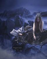 Dragon's nest by MelFeanen