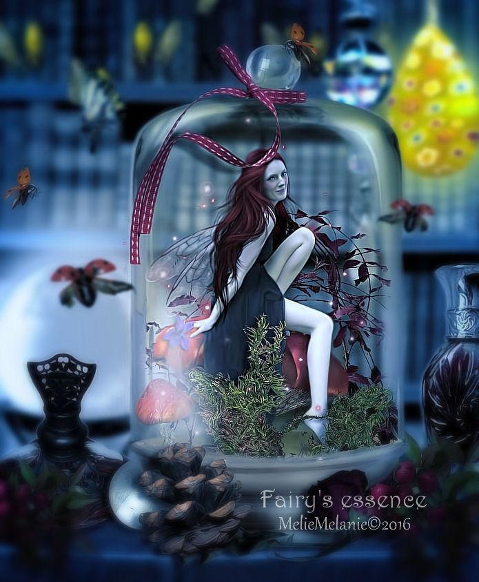 Fairy's essence by MelieMelusine