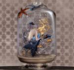 Little Mermaid in Jar II