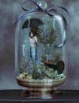 Little Mermaid in Jar III