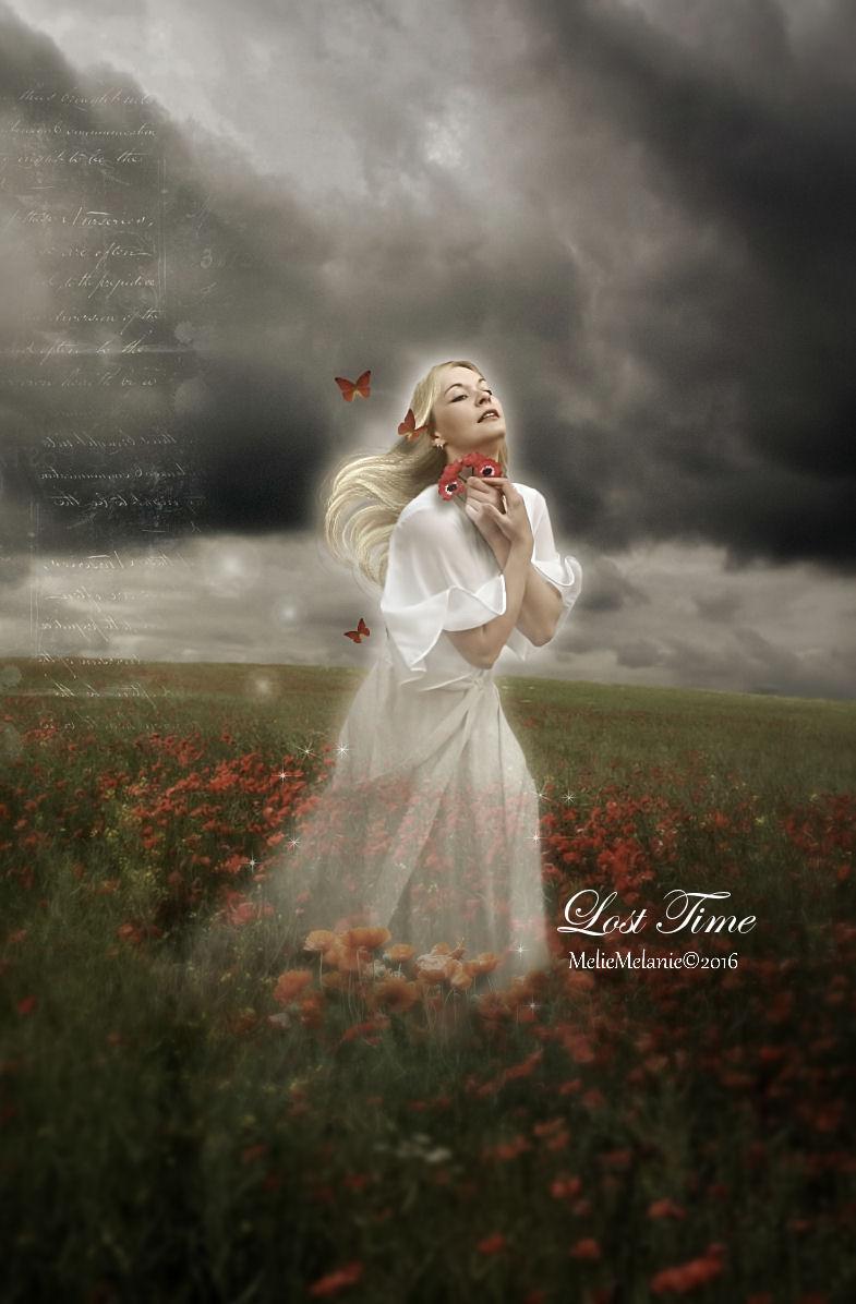 Lost Time by MelieMelusine