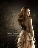 Monarch Maiden by MelFeanen