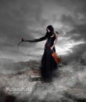 Melancholy by MelFeanen