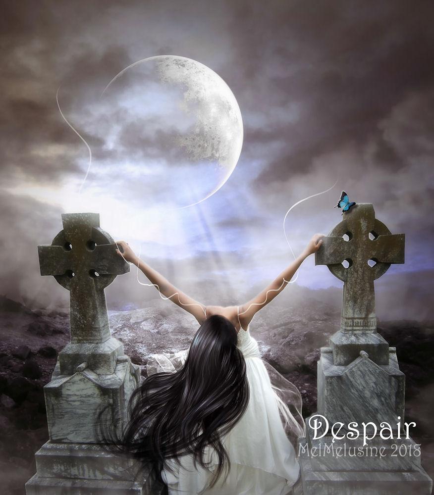 Despair by MelFeanen