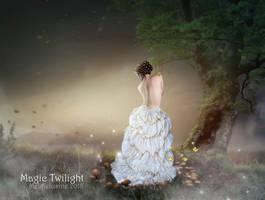 Magic Twilight by MelFeanen
