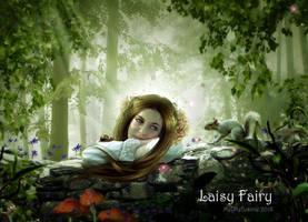 Lazy Fairy by MelFeanen