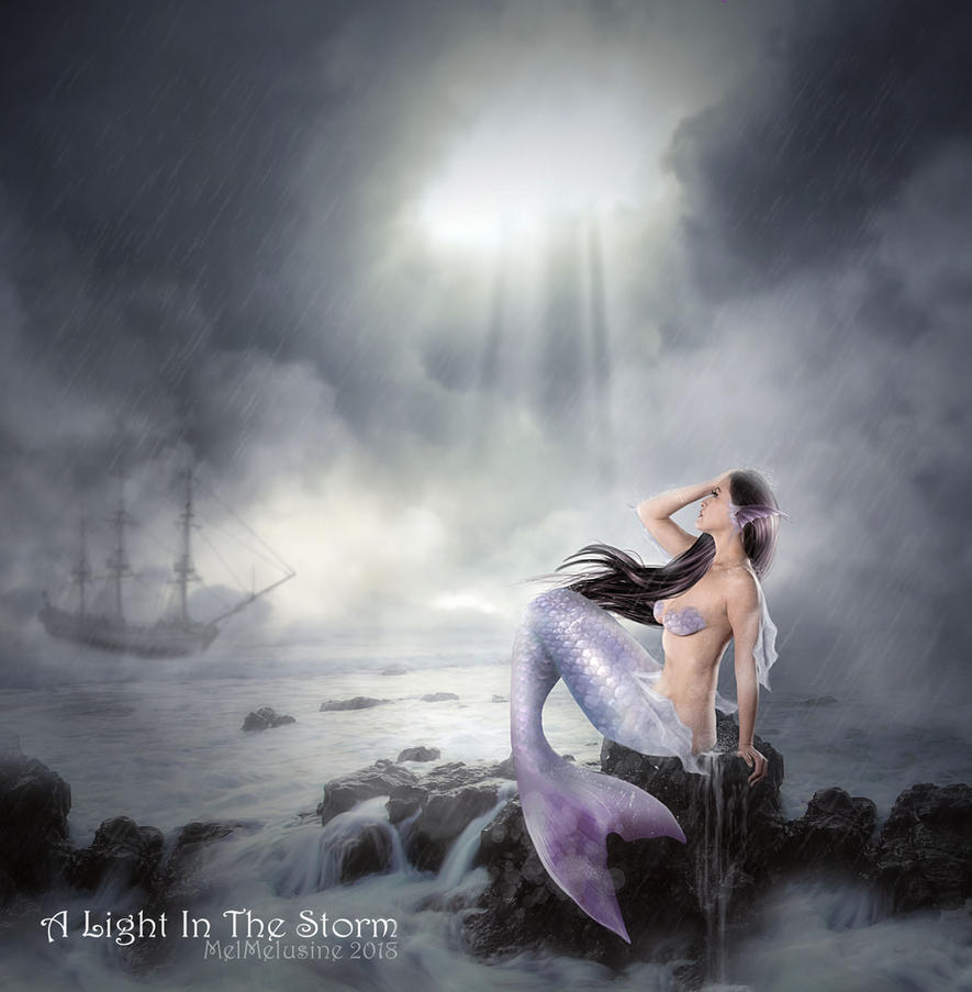 A Light In The Storm by MelFeanen