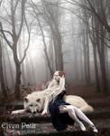 Elven Path by MelFeanen
