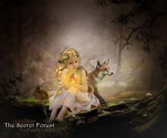 The Secret Forest by MelFeanen