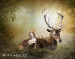 The King and the child by MelFeanen