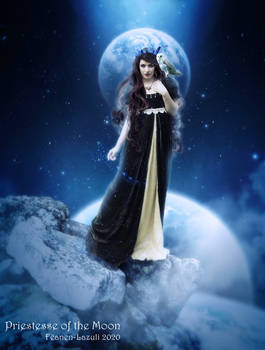 Priestesse of the Moon