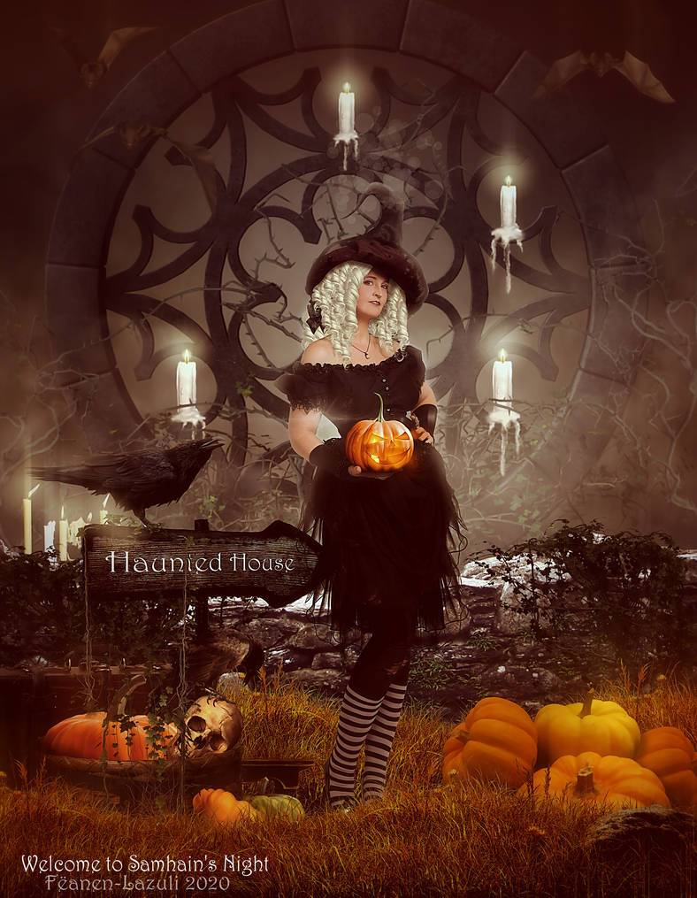 Welcome to Samhain's