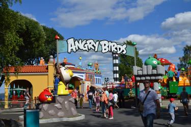 Angry Birds Land 1 by Happylovelycherry