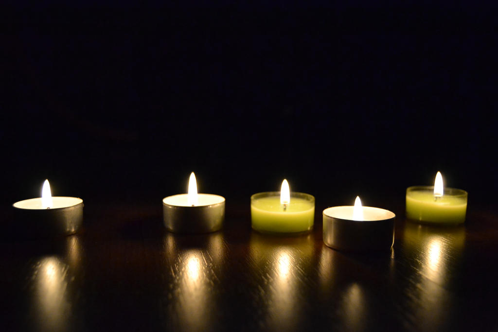 Candels 2 by Happylovelycherry