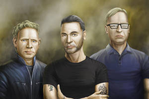 Depeche Mode by Alexx1989