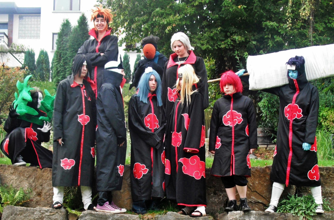 Akatsuki Headquarter by SayuriCosplay
