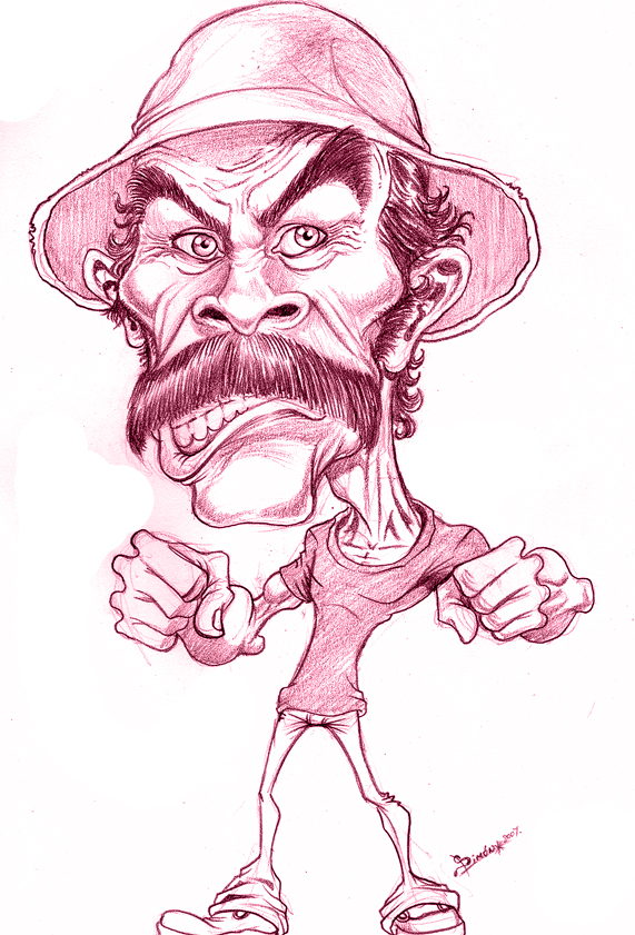 Don Ramon, el mas grande!