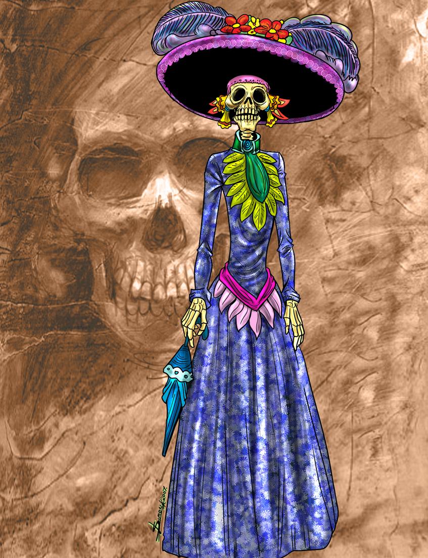 Catrina Lady of the Death