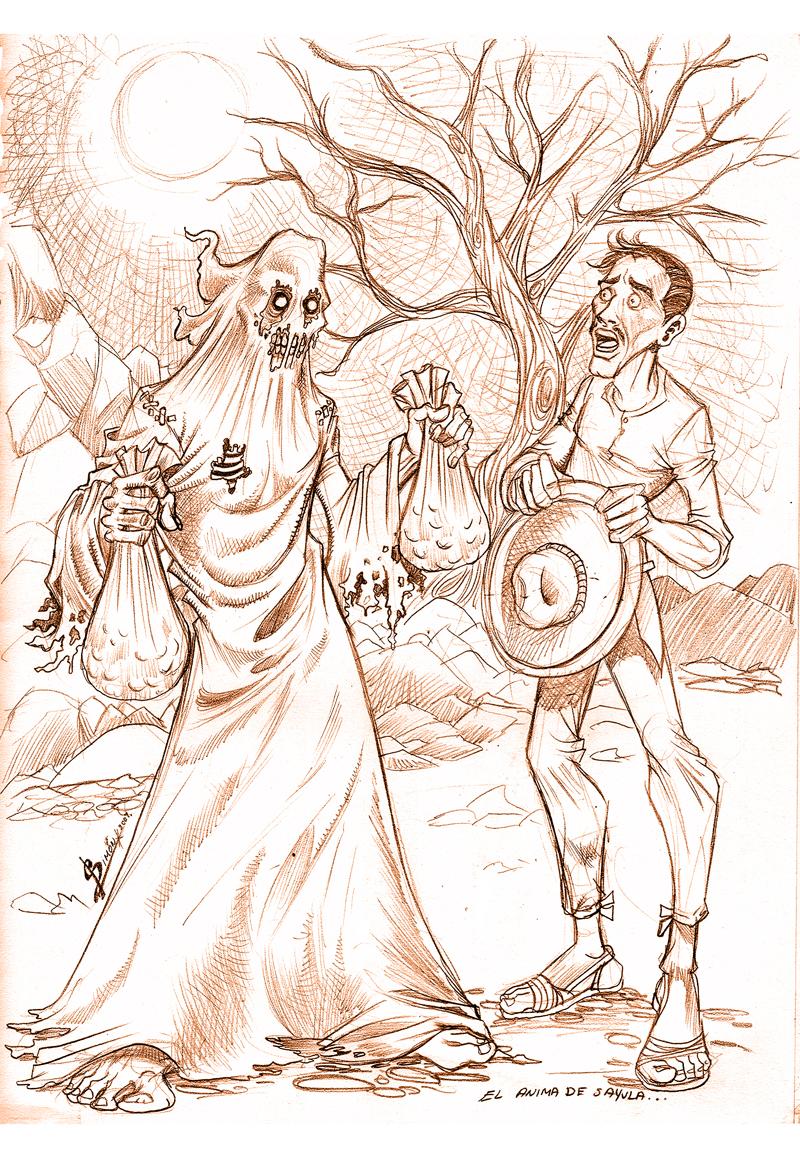 EL  ANIMA DE SAYULA by necronocimon