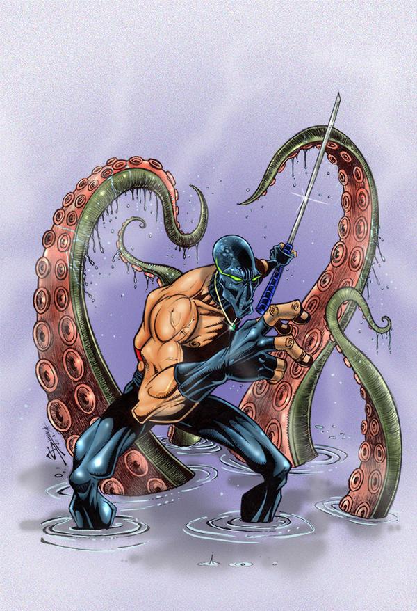 Dragon Negro - portada 4 by necronocimon