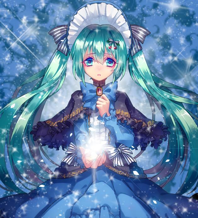 Miku Magic by BlackMisheru