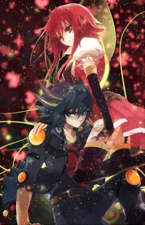 YuseixAki by BlackMisheru