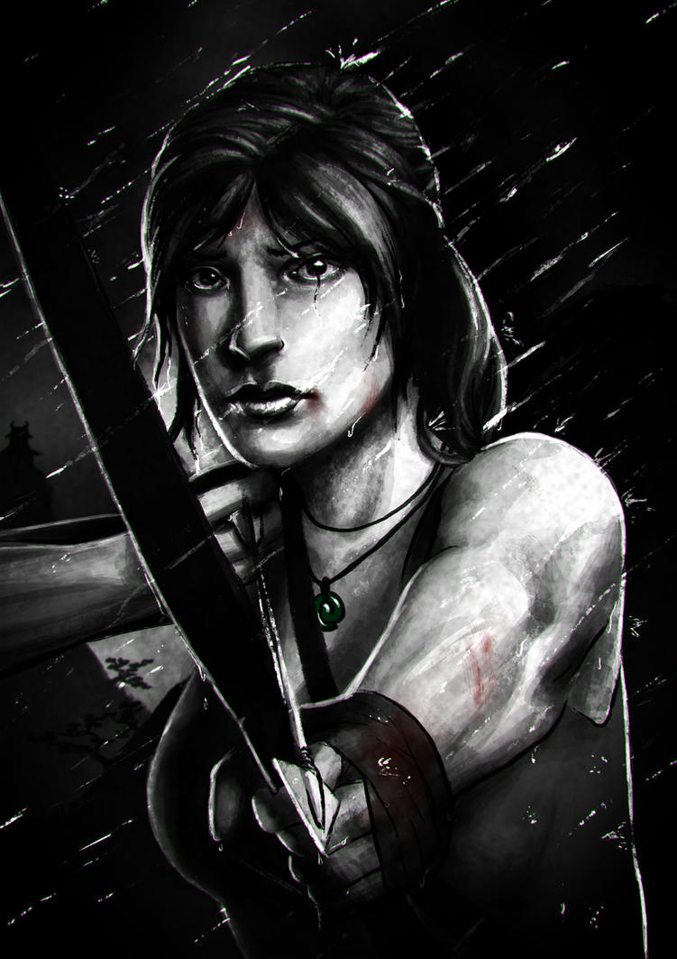 Tomb Raider - Stand Strong by Kencho