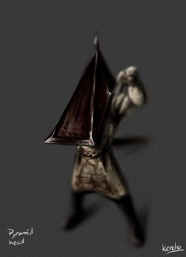 Pyramid Head by Kencho