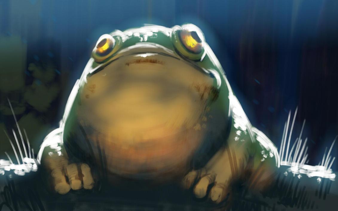 Froggy by Nacher