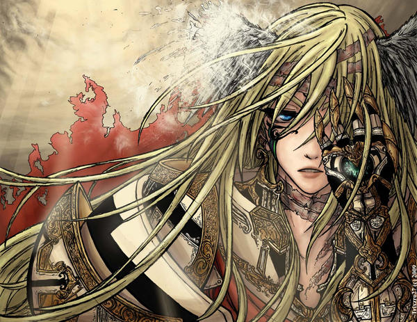 Knight by trixzro27