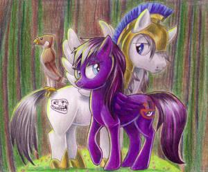 StormBlaze and friends