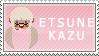 :stamp: Etsune 'FLoPsY' Kazu by xwondera