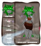 {Character Application} Nevenka by owl--nerd