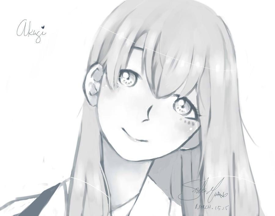Akagi by RiceBalls4Me
