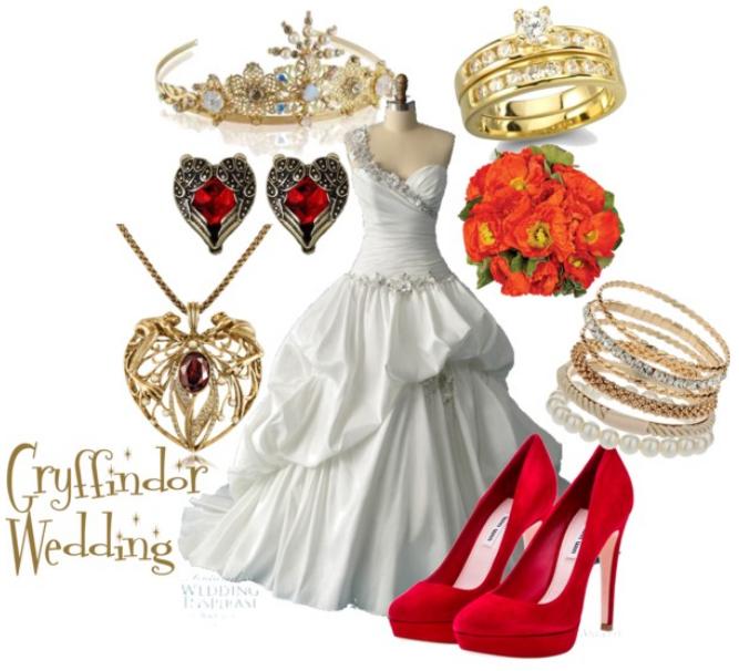 Gryffindor Wedding by zutara-canonZutara Wedding