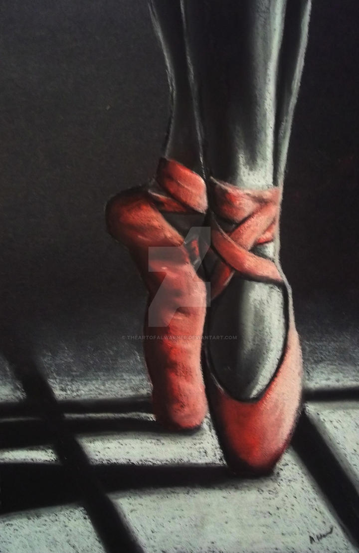 Red Shoes Ballet