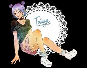 Gift for Taiya
