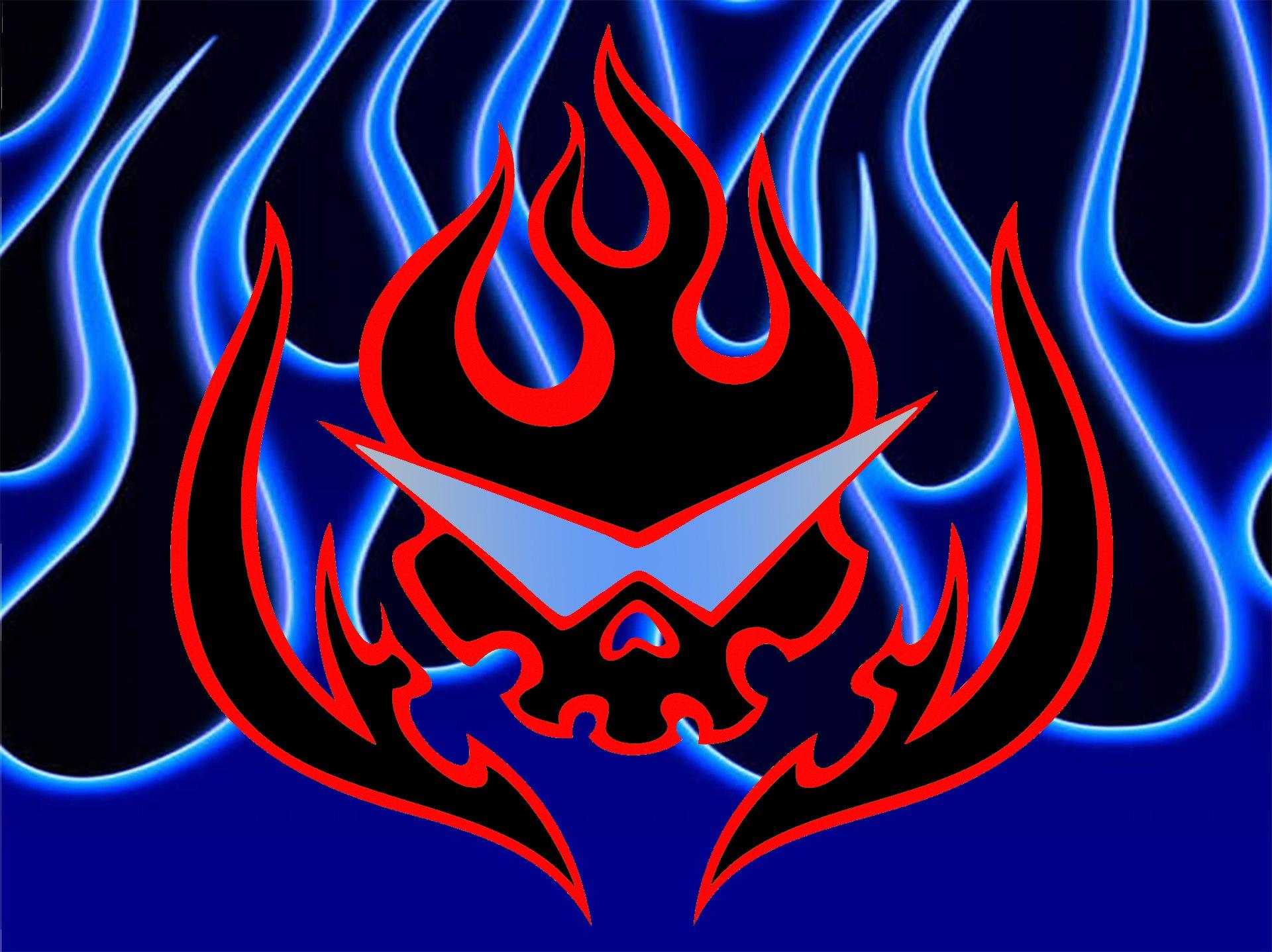 Gurren Lagann - Modified logo