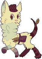Pixel doll~!!! by hydromanic